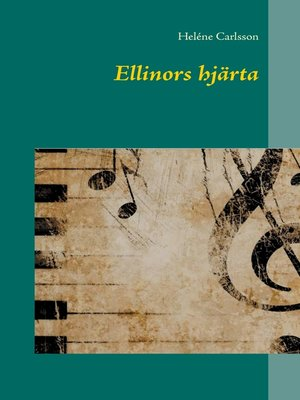 cover image of Ellinors hjärta