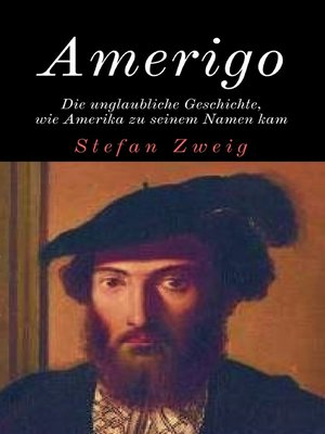 cover image of Amerigo