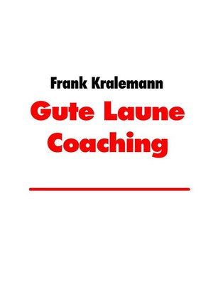 cover image of Gute Laune Coaching