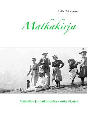 cover image of Matkakirja