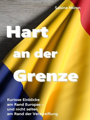 cover image of Hart an der Grenze