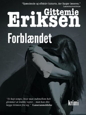 cover image of Forblændet