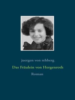 cover image of Das Fräulein von Hergenroth
