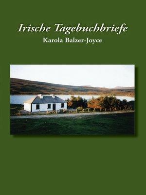 cover image of Irische Tagebuchbriefe