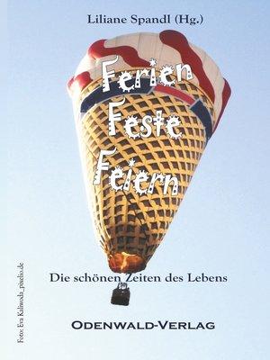 cover image of Ferien Feste Feiern
