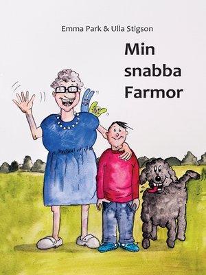 cover image of Min snabba farmor