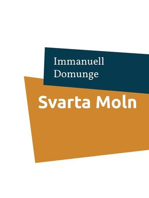 cover image of Svarta Moln