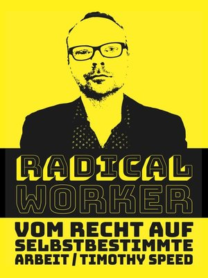 cover image of Radical Worker