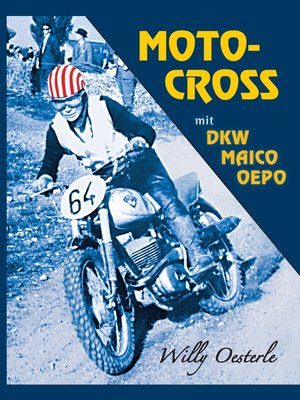 cover image of Moto-Cross