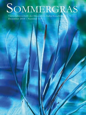 cover image of Sommergras