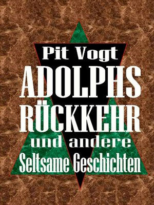 cover image of Adolphs Rückkehr
