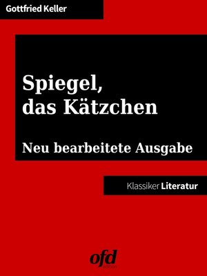 cover image of Spiegel, das Kätzchen