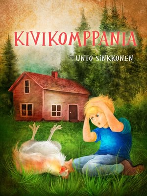 cover image of Kivikomppania