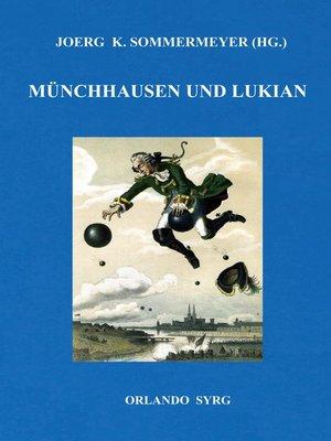 cover image of Münchhausen und Lukian