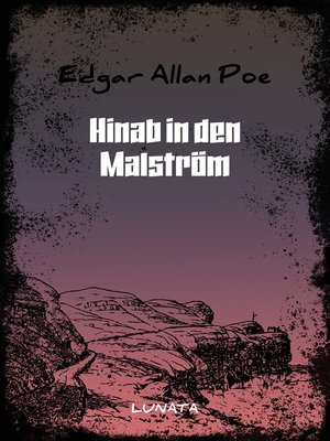 cover image of Hinab in den Malström