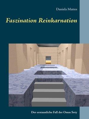 cover image of Faszination Reinkarnation