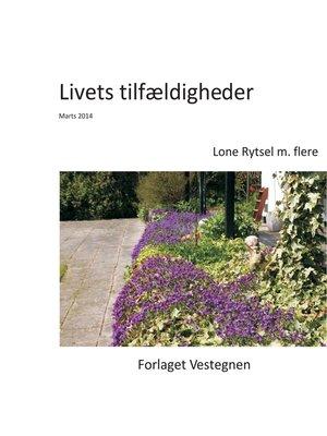 cover image of Livets tilfældigheder