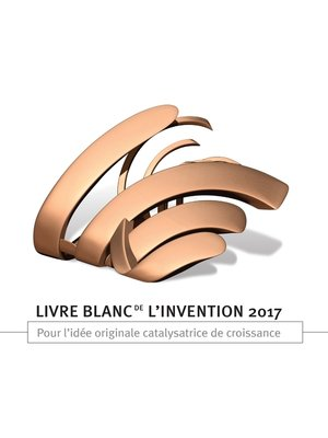 cover image of Livre blanc de l'invention 2017