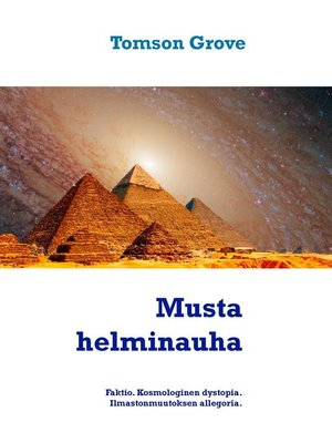 cover image of Musta helminauha