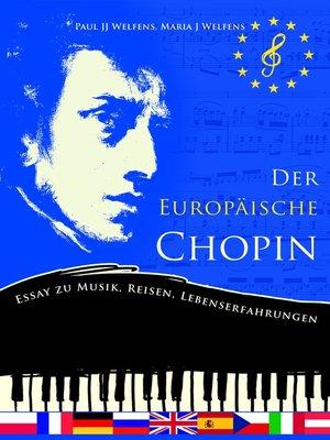 cover image of Der europäische Chopin