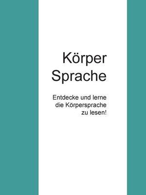 cover image of Körper Sprache