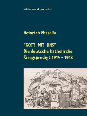 """cover image of """"Gott mit uns"""""""