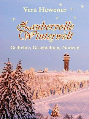 cover image of Zaubervolle Winterwelt