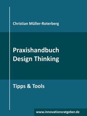 cover image of Praxishandbuch Design Thinking
