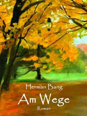 cover image of Am Wege