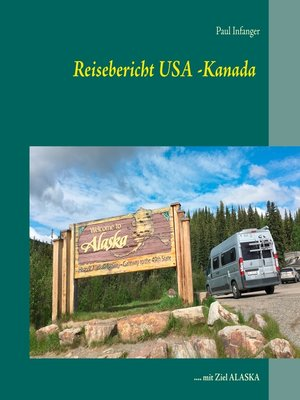 cover image of Reisebericht USA -Kanada