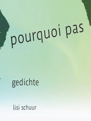 cover image of pourqoui pas