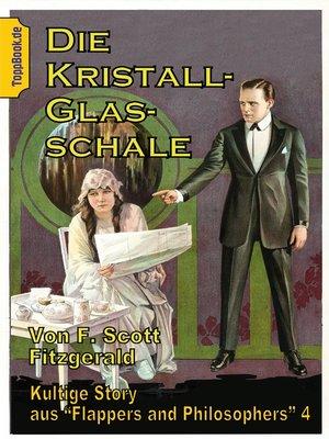 cover image of Die Kristallglasschale