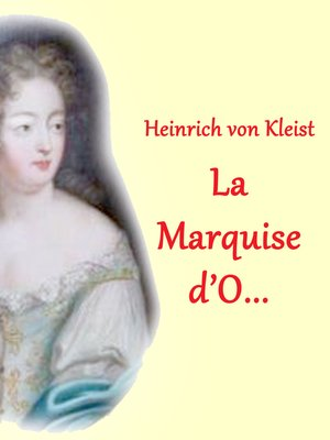 cover image of La Marquise d'O...
