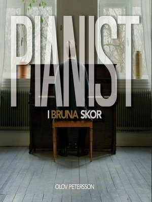 cover image of Pianist i bruna skor