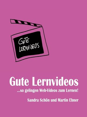 cover image of Gute Lernvideos