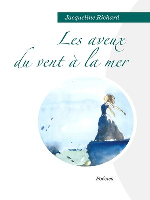cover image of LES AVEUX DU VENT À LA MER