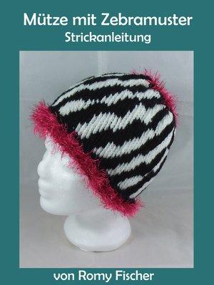 cover image of Mütze mit Zebramuster