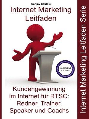 cover image of Internet Marketing RTSC
