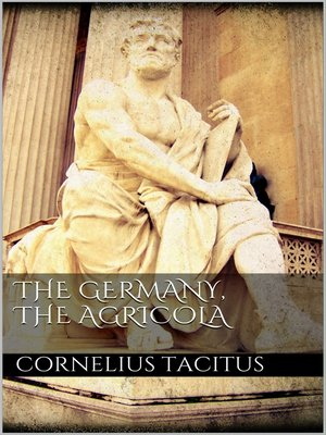 cover image of The Germany, the Agricola