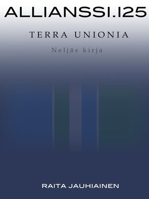 cover image of Allianssi.125--Terra Unionia