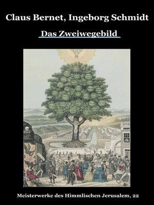 cover image of Das Zweiwegebild