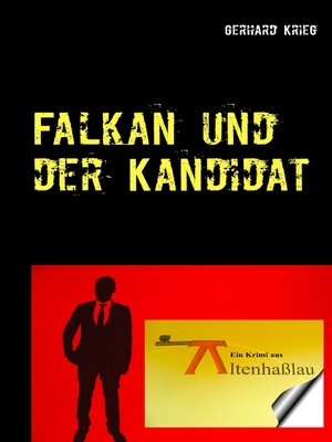 cover image of Falkan und der Kandidat