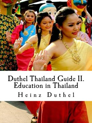 cover image of Duthel Thailand Guide II.