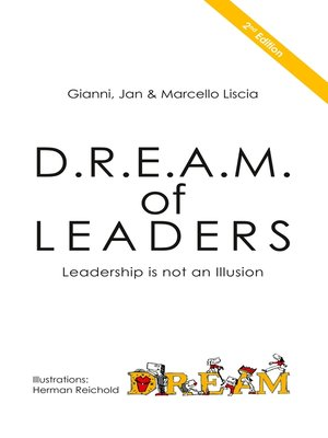 cover image of D.R.E.A.M. of LEADERS
