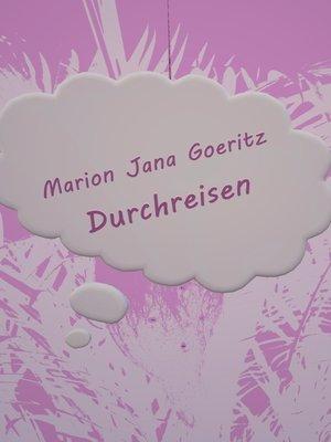 cover image of Durchreisen