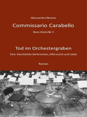 cover image of Commissario Carabello