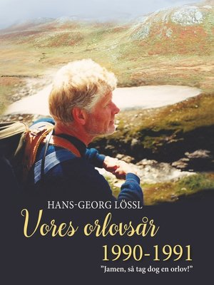 cover image of Vores orlovsår 1990-1991