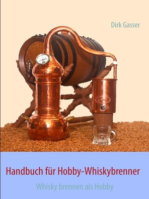 cover image of Handbuch für Hobby-Whiskybrenner