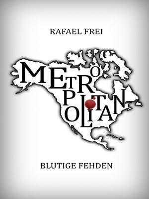 cover image of Blutige Fehden