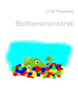 cover image of Bollhavsmonstret